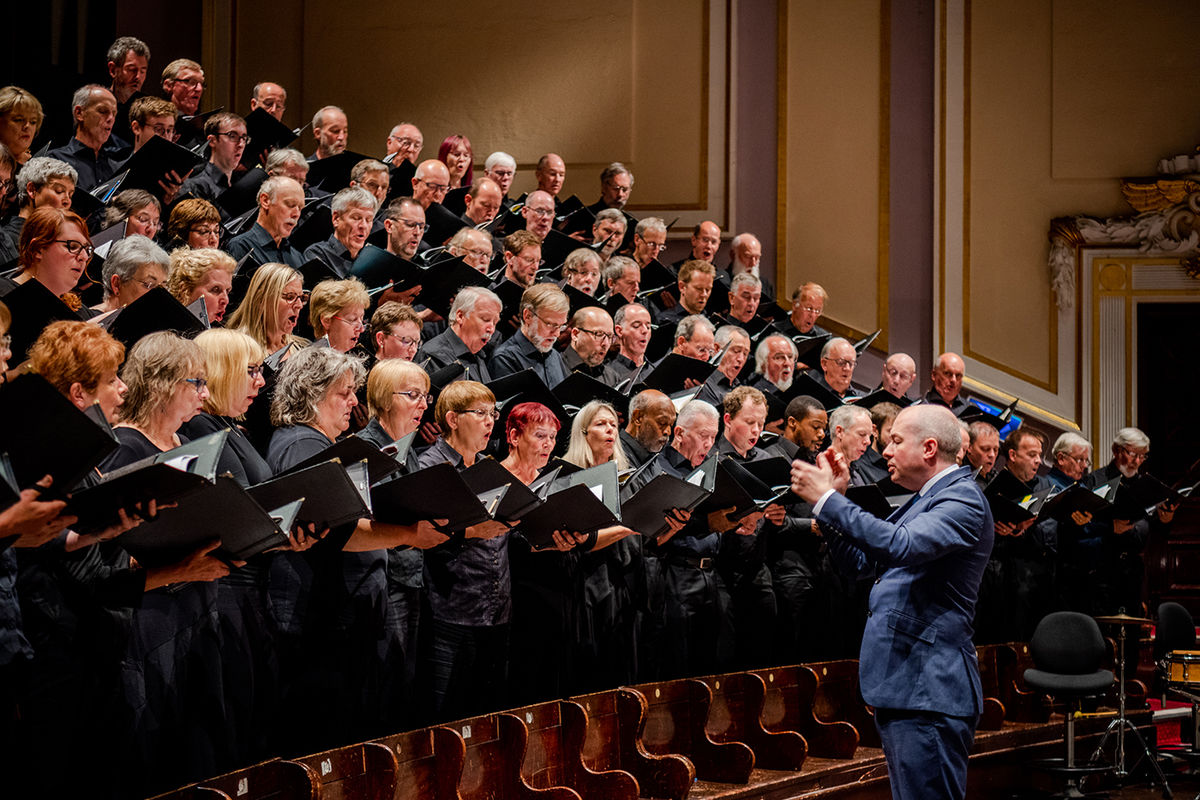 Edinburgh Festival Chorus © Gaelle Beri 4
