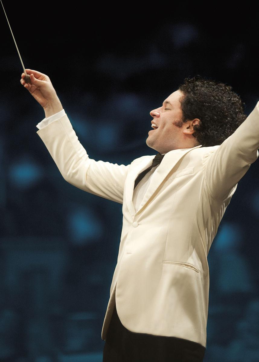 Gustavo Dudamel © Adam Latham Blog