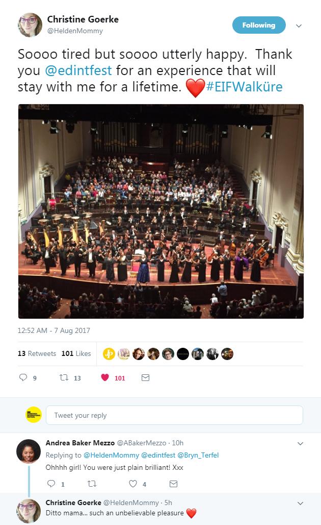 Christine Goerke On Twitter 03