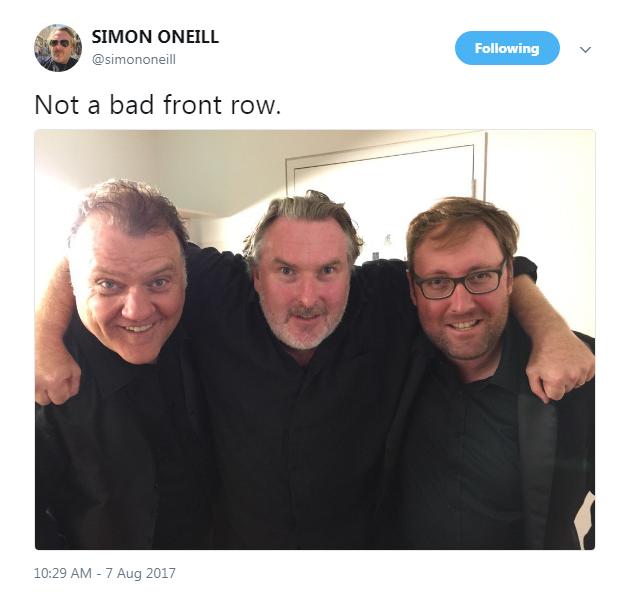 Simon Oneill On Twitter 01